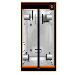 Chambre de culture Mylar 125x62x180 cm - SuperBox