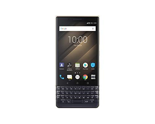 Foto Blackberry Key2 LE smartphone, dual sim, 4GB RAM, Android 8.1, 64GB memoria, Tastiera fisica, Champagne (Italia)