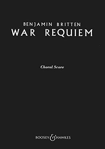 War Requiem Op.66 Chant