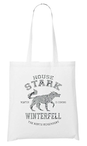 House Stark Sac Blanc Certified Freak
