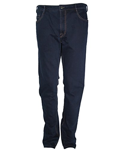 Meyer Hosen -  Jeans  - straight - Basic - Uomo Blau 29