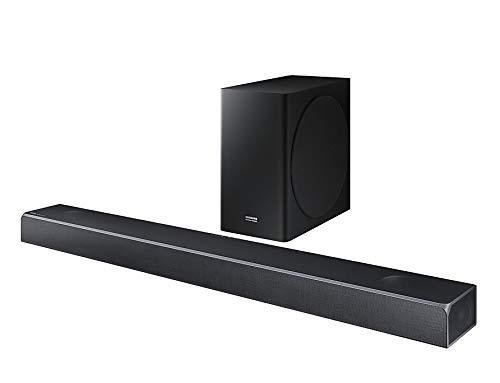 Samsung HW-Q80R haut-parleur soundbar 5.1.2 canaux 372 W Gris