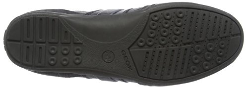 Geox Herren U Houston A Low-Top Grau (DK GREYC9002)