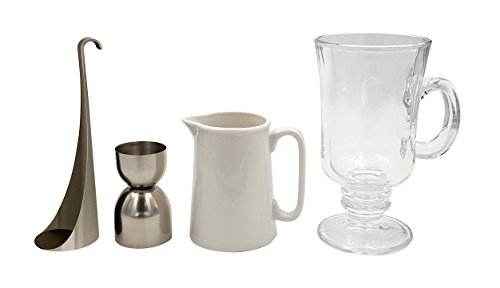 Acquista Set per Irish Coffee su Amazon