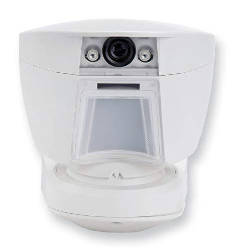 Visonic - Rilevatore di movimento esterno con telecamera