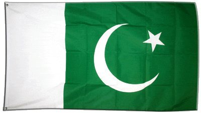 Flagge Pakistan - 60 x 90 cm