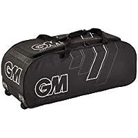 Gunn & Moore 707 - Bolsa para Cricket 2020, Color Negro/Blanco, tamaño Talla única