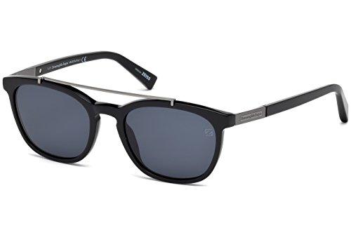 occhiali-da-sole-ermenegildo-zegna-ez0044-c53-01v-shiny-black-blue