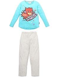Amazon.es: Les Pyjamasques - Pijamas / Pijamas y batas: Ropa
