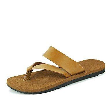 Stivali inverno delle donnecasuali zeppa piuma Heel PU sandali US8 / EU40 / UK7 / CN41