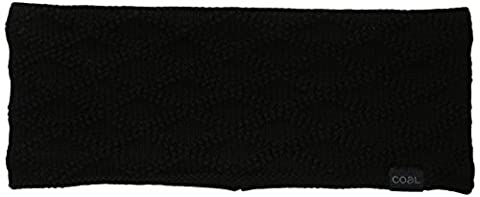 Coal Women's The Ellis Headband, Black, One Size