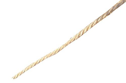 Coton Lin avec cordon de synthétiques 1,5 mm 10cm sample