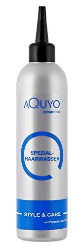 Style & Care Haarwasser Kopfhautpflege für trockene und juckende Kopfhaut, Haartonikum zur Kopfhautmassage, Haar Wasser beugt Schuppen vor und lindert den Juckreiz (200ml)