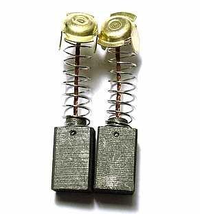 Kohlebürsten kompatibel zu Hitachi D 13, D 13 SA, D 13 Y