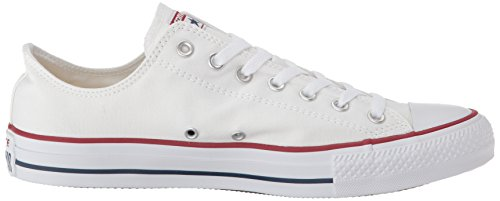 Converse - 15490 - Chuck Taylor All Star Mono Ox - Baskets Basses - Mixte Adulte (Optique-Blanc)