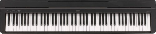 Yamaha P-35B - Piano digital 88 teclas, 2 altavoces