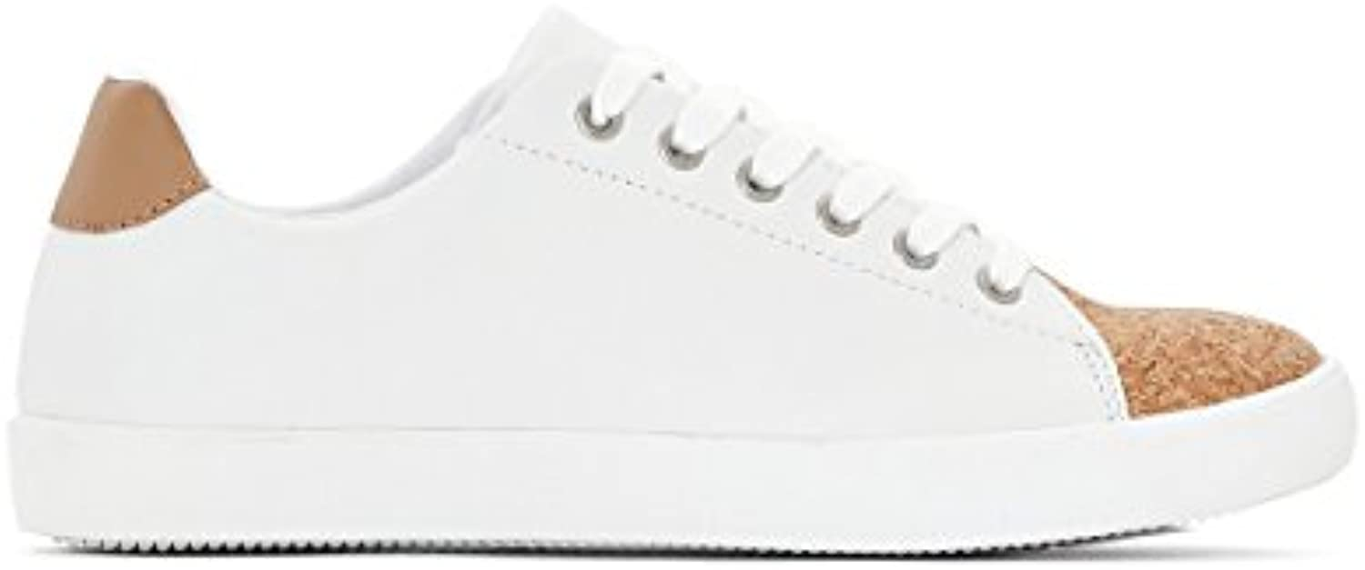 La Redoute Collections Frau Sneakers mit Korksohle