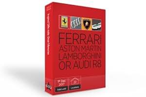 Ferrari, Aston Martin, Lamborghini or Audi R8 - Gift Experience Days - 22 UK Locations/Tracks
