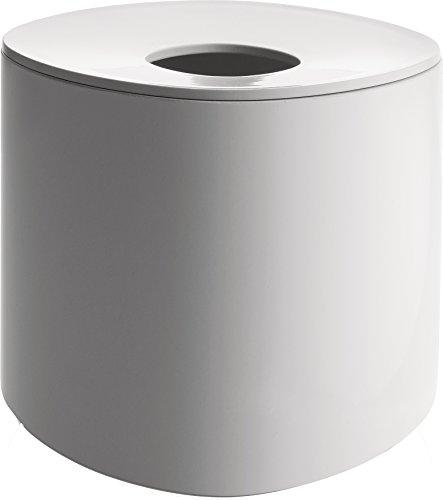 """Alessi """"Birillo"""" Papiertaschentuch Behälter aus PMMA, weiß"""
