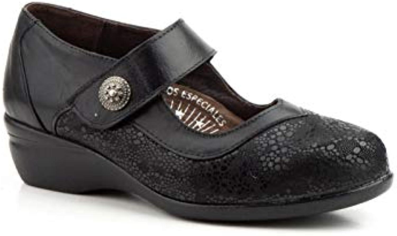scarpe-estil, Scarpe col Tacco Tacco Tacco Donna Nero Nero | Qualità primaria  68326a