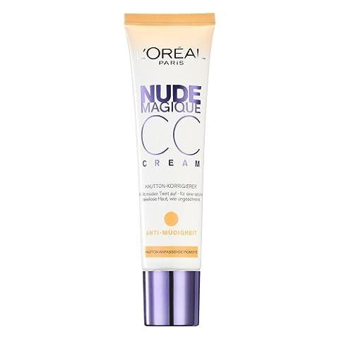 L'Oréal Paris Nude Magique Anti-Fatigue CC Cream 30