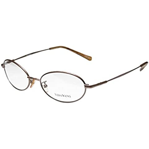 Vera Wang V02Womens/Ladies oftálmico populares forma funda full-rim gafas/gafas