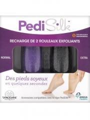 PediSilk Recharge de 2 Rouleaux Exfoliants