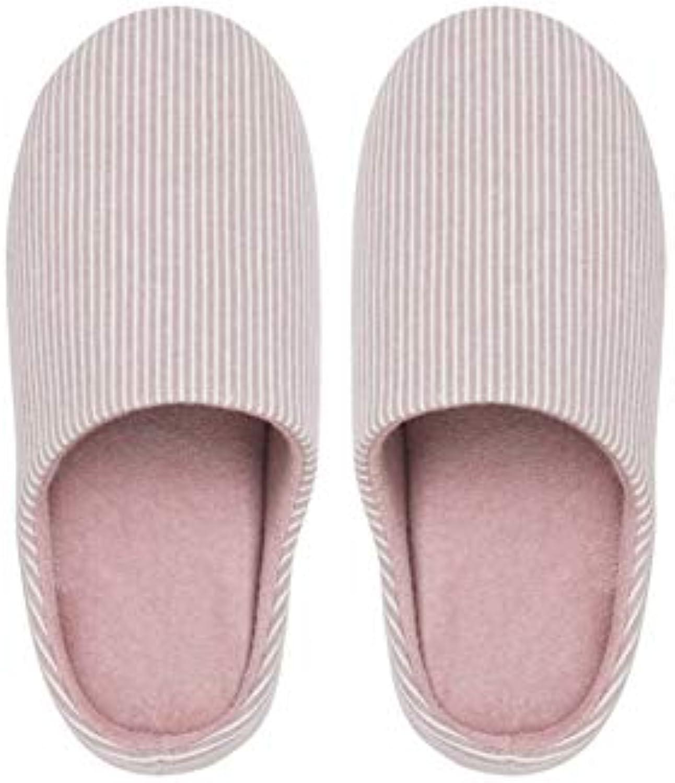 HAIMING Coton Pantoufles Chaussons Maison Chaussures Anti-Slip Pantoufles Intérieur Intérieur Pantoufles Pantoufles- Pantoufles en...B07JLF857DParent ec8bdc