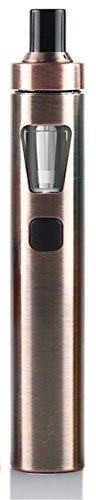 InnoCigs eGo AIO Starterset - 1.500 mAh / 2 ml Top-Filling Tank - produced by Joyetech, gebürstete bronze