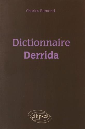 Dictionnaire Derrida
