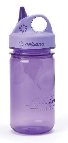 Nalgene Everyday Grip-n-Gulp (Colour: purple) bottle by Nalgene