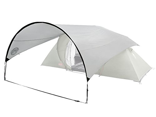 coleman classic awning tents