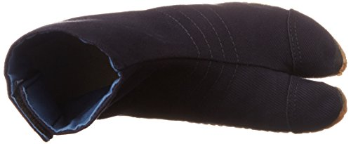 Chaussures Ninja Enfants Jogging Jikatabi Importe du Japon (Marugo) Bleu