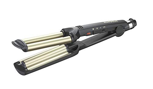 BaByliss C260E Easy Waves Ferri Arriciacapelli, 160-180-200°C