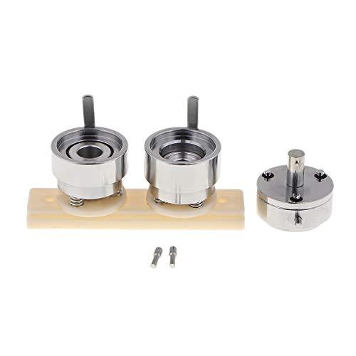 P Prettyia DIY Abzeichen Pin Form 32 mm für Buttonmaschine, Button Maker Maschine (Abzeichen Button Maker Maschine)