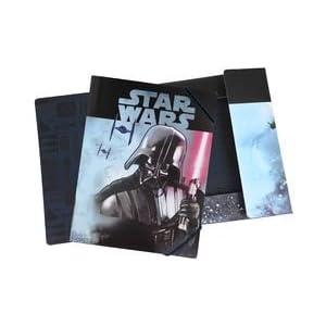 Undercover swhx0300–Star Wars–Carpeta (Cierre Mediante Goma, A4 7