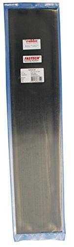 FASTECH Autocollant Bande Velcro 0.5 m Crochet 42 mm Noir HM 01-107-500 Ads-t