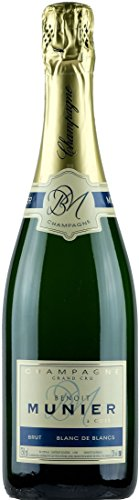 Benoit Munier Champagne Brut Blanc De Blancs Grand Cru
