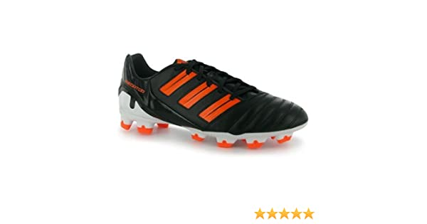 2a647822a adidas Predator Absolion TRX FG Football Boots 6 Black  Amazon.co.uk   Sports   Outdoors