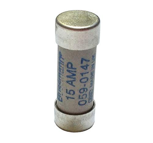 059-0147 | BUSSMANN NATO FUSE 15 AMP -