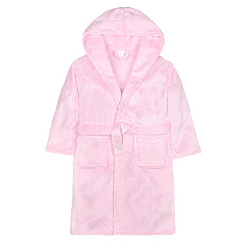 Style It Up Mädchen Morgenmantel * One Size Gr. 11-12 Jahre, Pink Glitter Sparkle Robe - Hooded