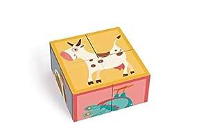Scratch- Puzzles Encajables Y Rompecabezas, Multicolor (6181100)