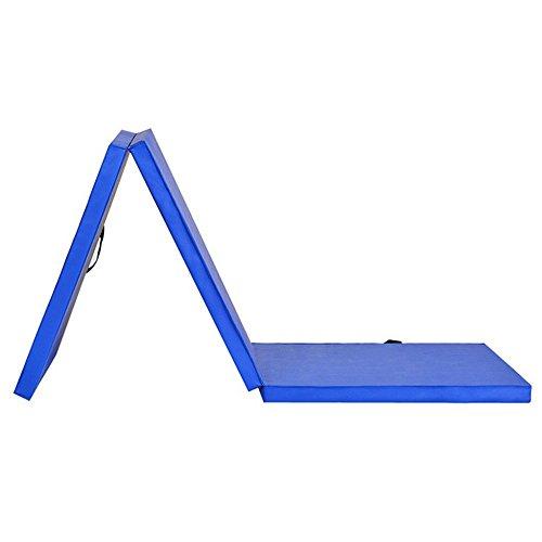 Vogvigo Gymnastics Mat Thick Dance Mat PU Leather Exercise