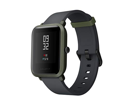 Gshopper Reloj Inteligente, amazfit bip Juventud edición GLONASS GPS Heart Rate Sport Fitness Tracker Reloj 1.28