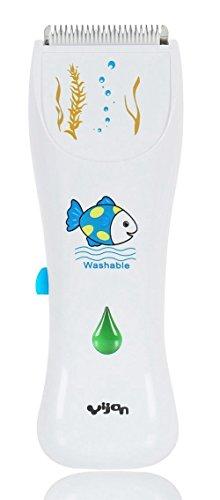 Yijan HK668S Leise Wasserdichte Professionelle Aufladbare Kinder-Haarschneidemaschine