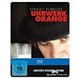 Uhrwerk Orange (Steelbook) [Limited Edition]