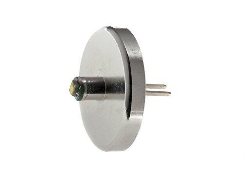 Maglite LED Upgrade | LED-Ersatzbirne für Taschenlampe MINI MAGLITE 2AA | TorchLED-biL | super hell, 1 Watt, 1-3 Volt