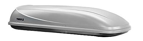 Thule Ocean 780 Dachbox Gepäckbox Dachkoffer Skibox 470 Liter silber 664000
