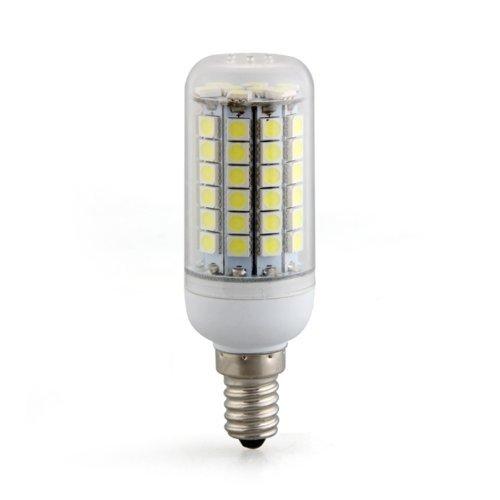 toogoo r e14 8w ampoule lampe spot mais 69 led 5050 smd. Black Bedroom Furniture Sets. Home Design Ideas
