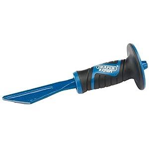 31Gz22yzerL. SS300  - Draper BD7/E–Cincel con mango suave protector para la mano, azul, 250mm